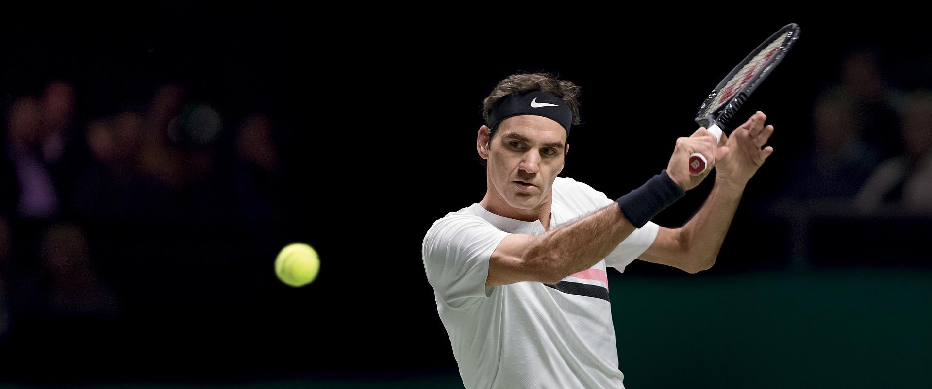 勞力士代言人羅傑.費德勒(Roger Federer)再締傳奇,於鹿特丹ABN AMRO世界網球賽奪冠後重返世界第一