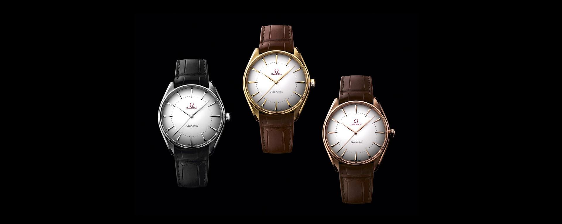 2018平昌冬奧熱烈舉辦之際,歐米茄推出全新海馬系列黃金典藏奧運腕錶