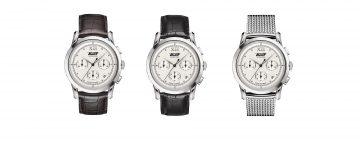 天梭表推出Heritage 1948計時碼錶