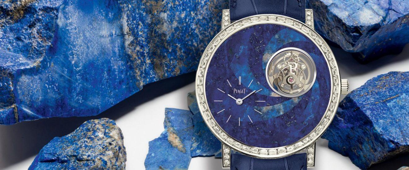 【2018 SIHH錶展報導】雕琢華麗色彩:伯爵Art & Excellence Altiplano寶石細工鑲嵌工藝陀飛輪腕錶