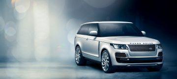 《2018日內瓦車展》Range Rover SV Coupé  全球限量999部