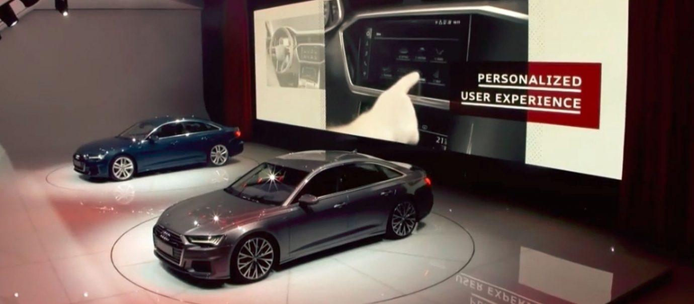 《2018日內瓦車展》Audi 端出A6 Sedan 加碼首部e-tron純電SUV原型車