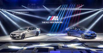 生而不凡—全新BMW M5正式在台上市!