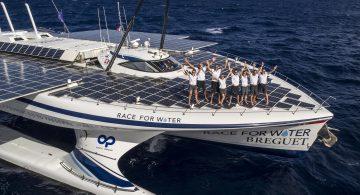 【Baselworld 2018錶展報導】寶璣與Race for Water海洋保護基金會攜手合作,全新海洋衛士號航向拯救海洋旅程