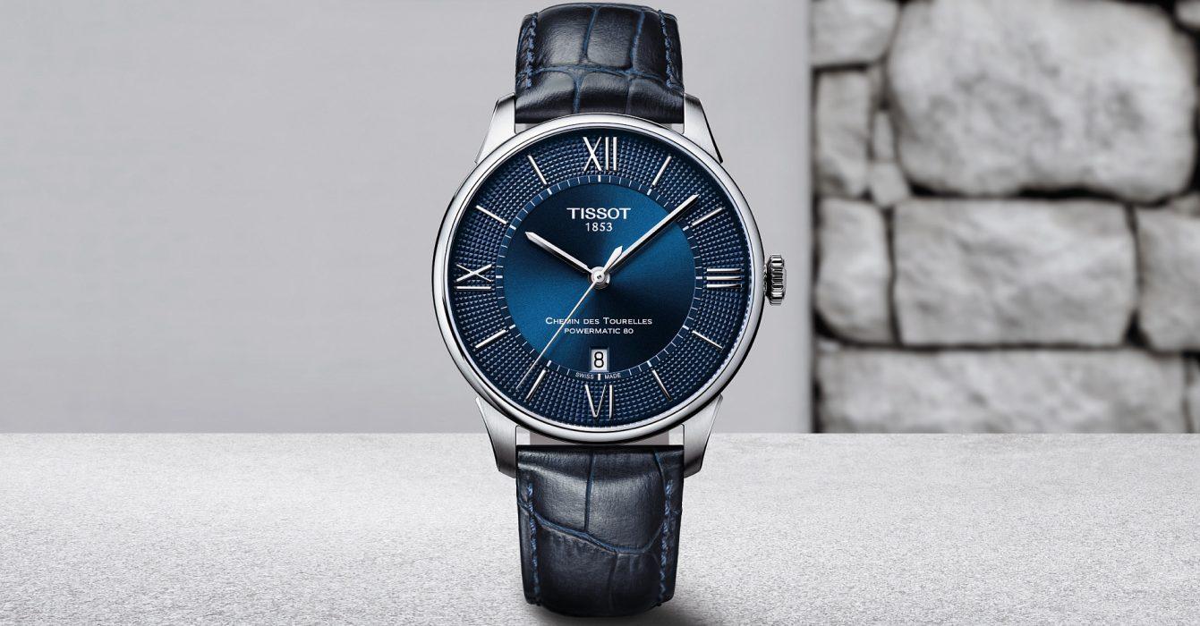 【Baselworld 2018錶展報導】經典超越經典:天梭表Chemin Des Tourelles腕錶系列