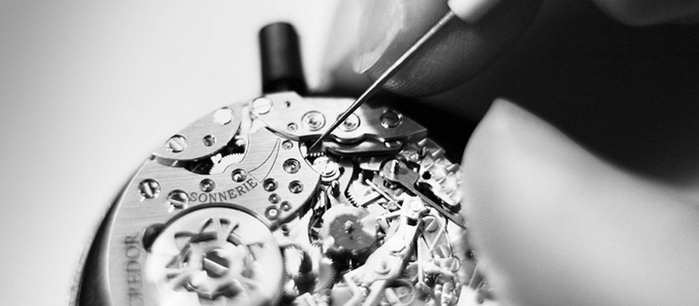 CREDOR貴朵頂級鐘錶工藝錶款3月8日至22日於金生儀鐘錶忠孝店展出