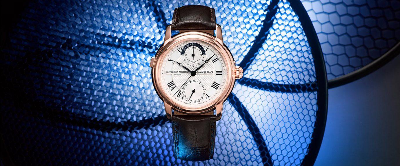 【2018巴塞爾錶展預報】智慧升級 3.0:康斯登 The Hybrid Manufacture 腕錶