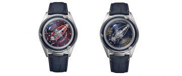 幻夢成針,海底暗礁驚現:Ulysse Nardin雅典錶推出Freak Vision Coral Bay奇想創見腕錶—珊瑚礁限量版