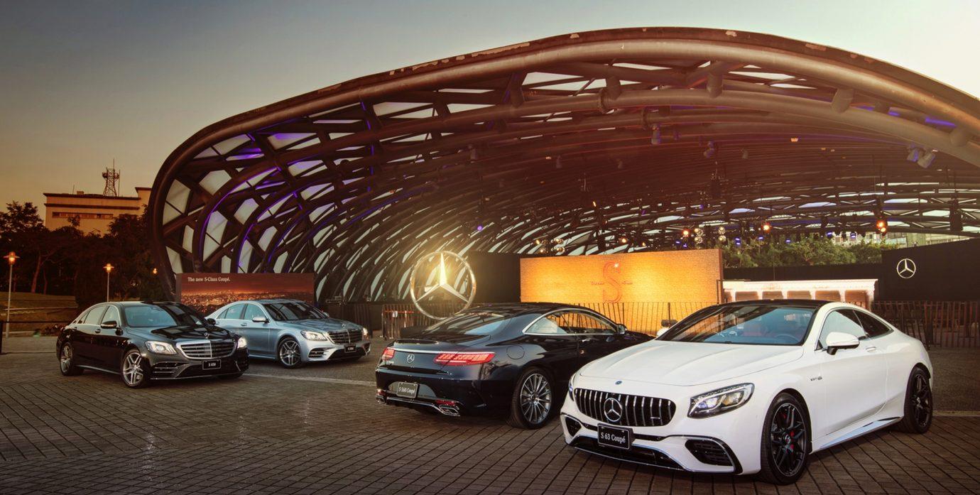極魅惑、心飛馳:全新Mercedes-Benz S-Class Coupé正式登台