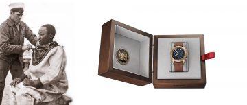 【2018巴賽爾錶展預報】無畏的不倒翁:Oris推出第二款青銅限量腕錶—Carl Brashear計時碼錶