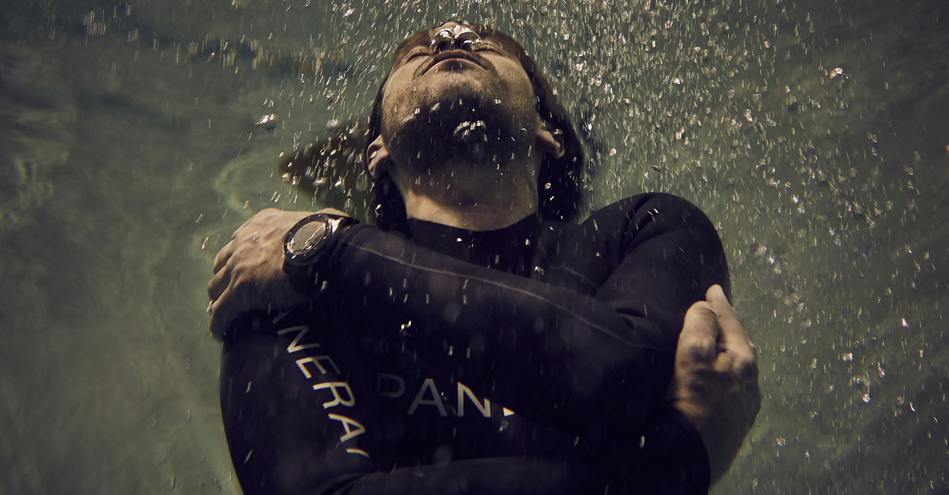 世界自由潛水冠軍Guillaume Néry出任PANERAI沛納海品牌大使