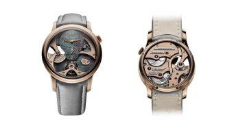 【Baselworld 2018錶展報導】內涵更勝絕美外表:Romain Gauthier推第一款仕女腕錶Insight Micro-Rotor Lady