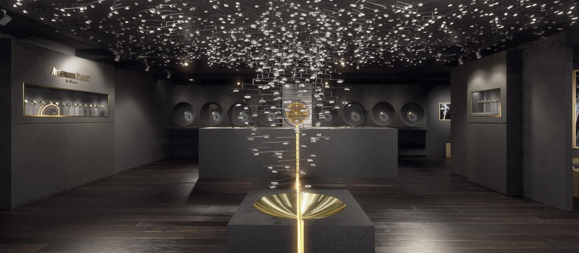 愛彼將於2018年巴塞爾藝術展香港展會揭曉Sebastian Errazuriz創作的會客廳設計最終篇章及Quayola 的全新藝術作品