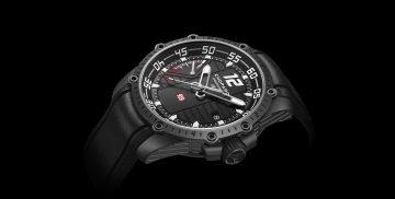 高振頻與高性能的絕美展現:蕭邦Superfast Chrono Porsche 919 Black Edition計時腕錶