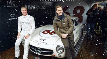 IWC於古德伍德會員會議中發表自有賽車車隊的成立與工程師特別版腕錶