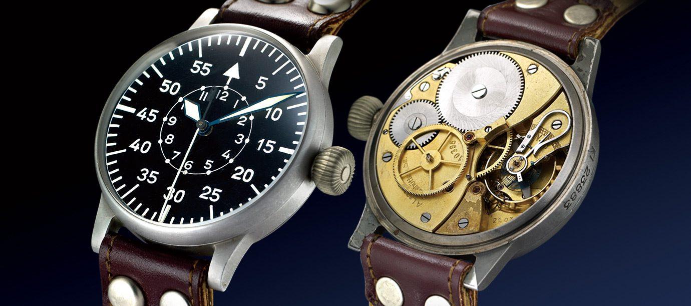 A. Lange & Söhne朗格B-Uhr Beobachtungsuhr觀測錶