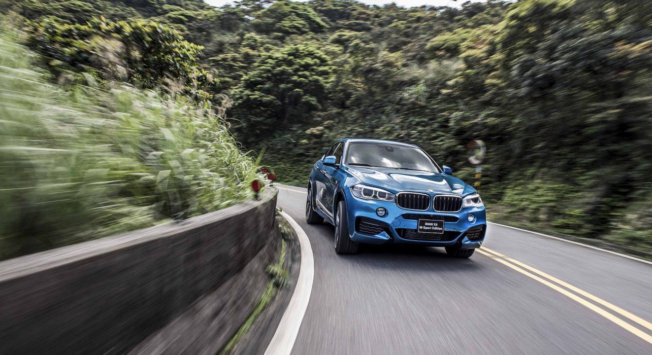 M勁化體驗方案限量呈獻:全新BMW X6 M Sport Edition傲然上市