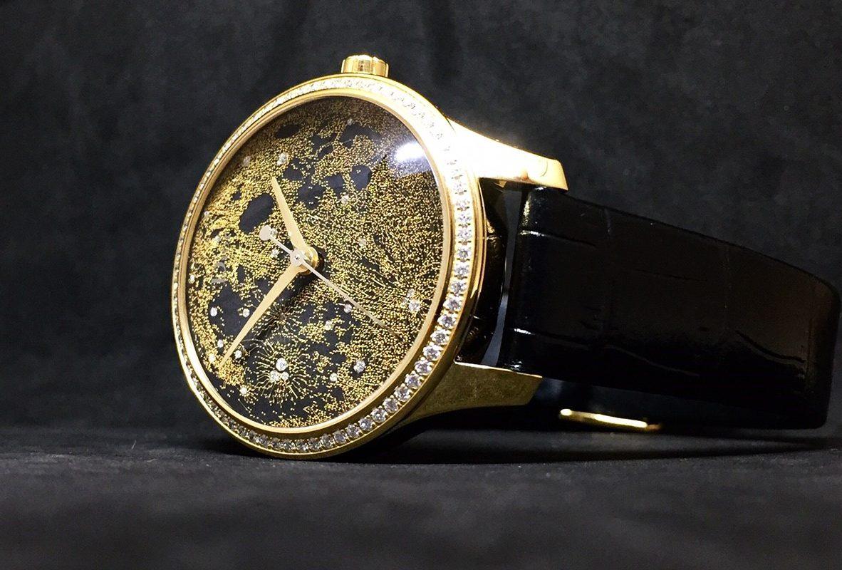 Dior Viii Montaigne Clair De Lune Full Moon,限量88只,參考售價:NTD1,406,000。