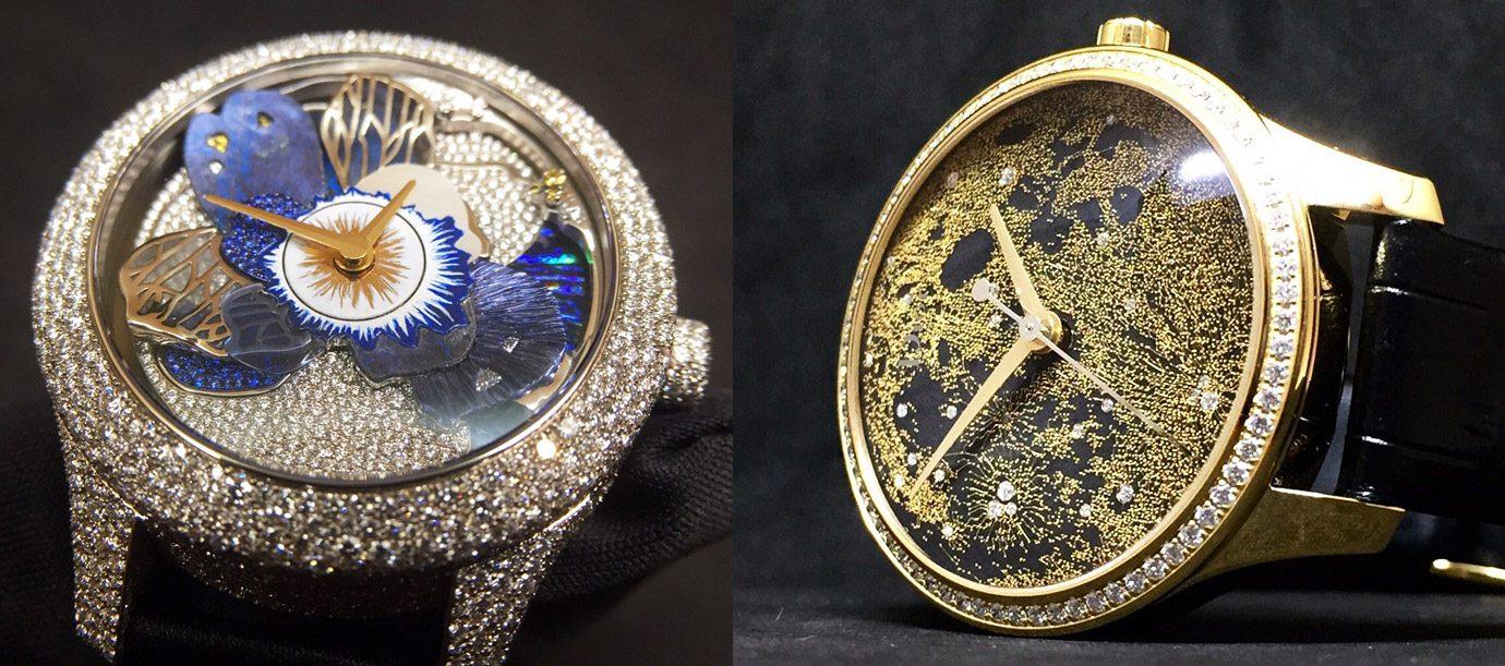 華麗派對 Dior 2018 Baselworld新錶絢爛抵台