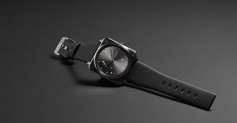一路繁星:Bell & Ross BR S Diamond Eagle腕錶