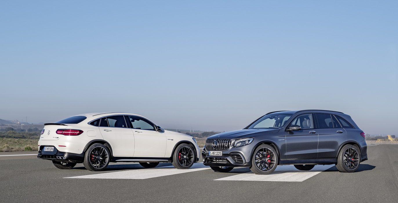 Mercedes-AMG王者武裝首度上身:GLC63 4MATIC+/ GLC63 S 4MATIC+ Coupé連袂開放搶先預購中