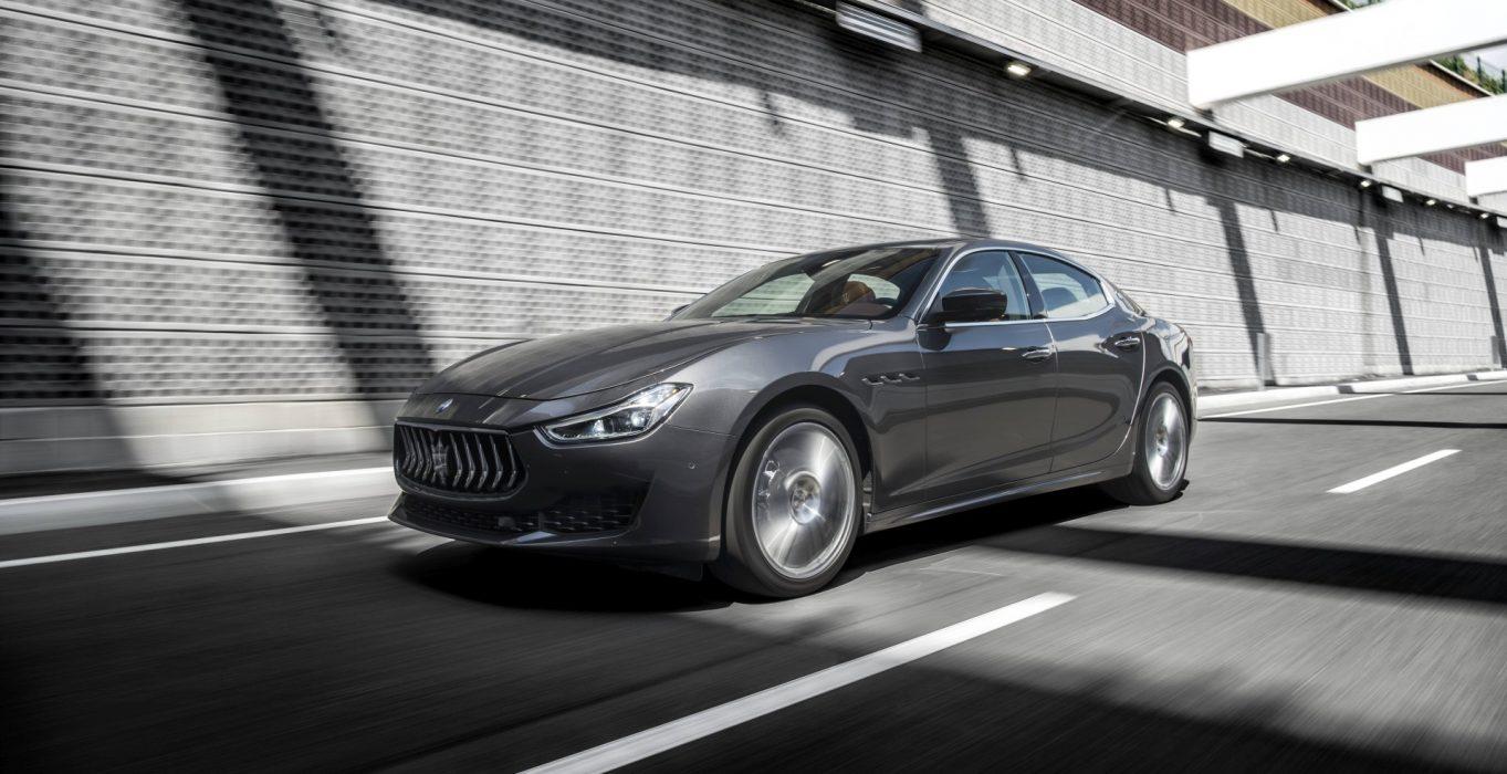 義式跑格,瀟灑登場:全新正2018年式Maserati Ghibli Elite