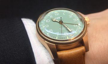 【Baselworld 2018錶展直擊】Oris Big Crown Pointer Date 36毫米青銅錶及D.26 286 HB-RAG限量錶