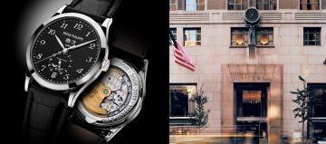 來大蘋果怎能錯過它 Tiffany & Co. 鐘錶與紐約的邂逅