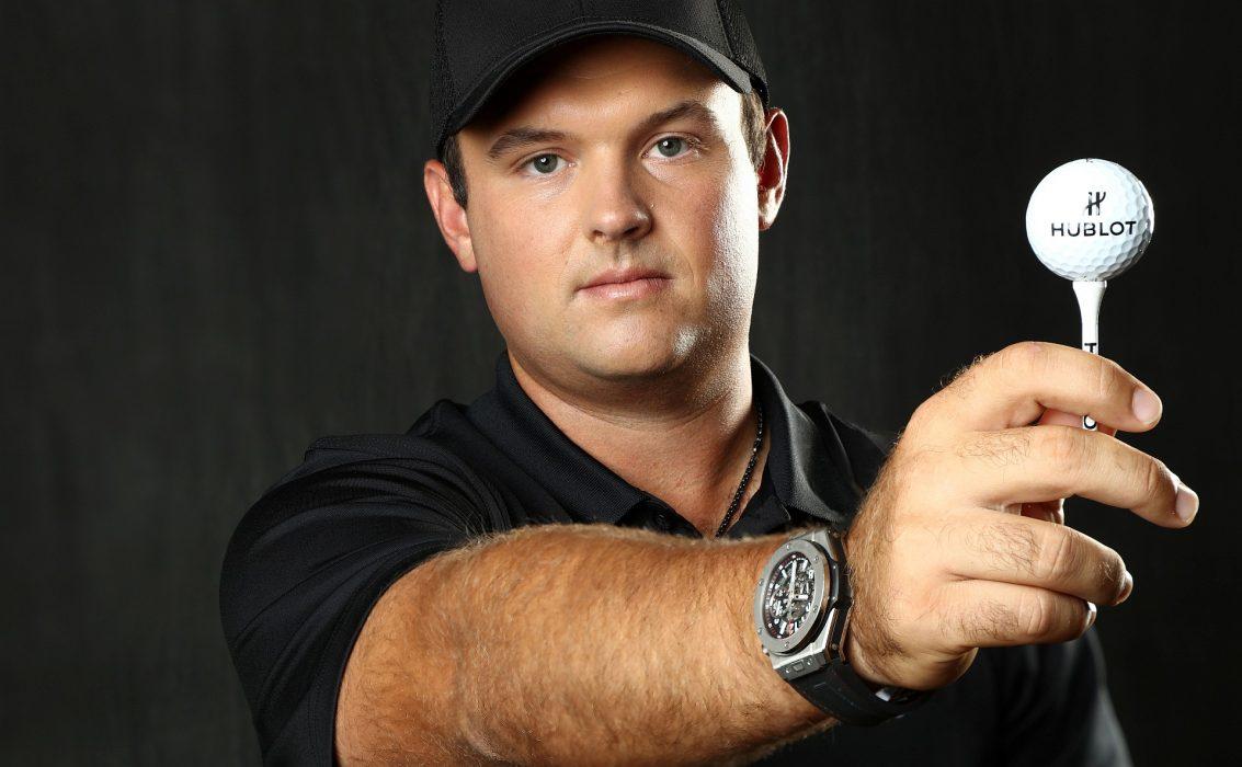 傲視高爾夫球壇:宇舶錶品牌大使派屈克瑞德勇奪美國名人賽金盃