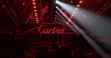 Santos de Cartier 系列腕錶於舊金山舉行全球上市派對,全球形象大使Santos Man-傑克.葛倫霍 演繹全新風格