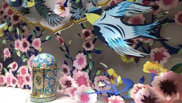 百達翡麗珍稀工藝系列04/19起在日內瓦百達翡麗沙龍展出
