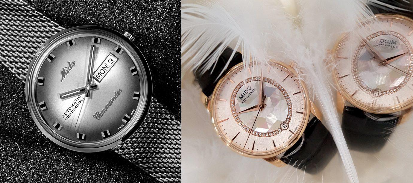 法國著名地標戴手上 MIDO母親節推薦錶款