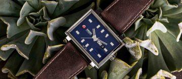 融合過去與現在的方形 RADO Tradition 1965腕錶