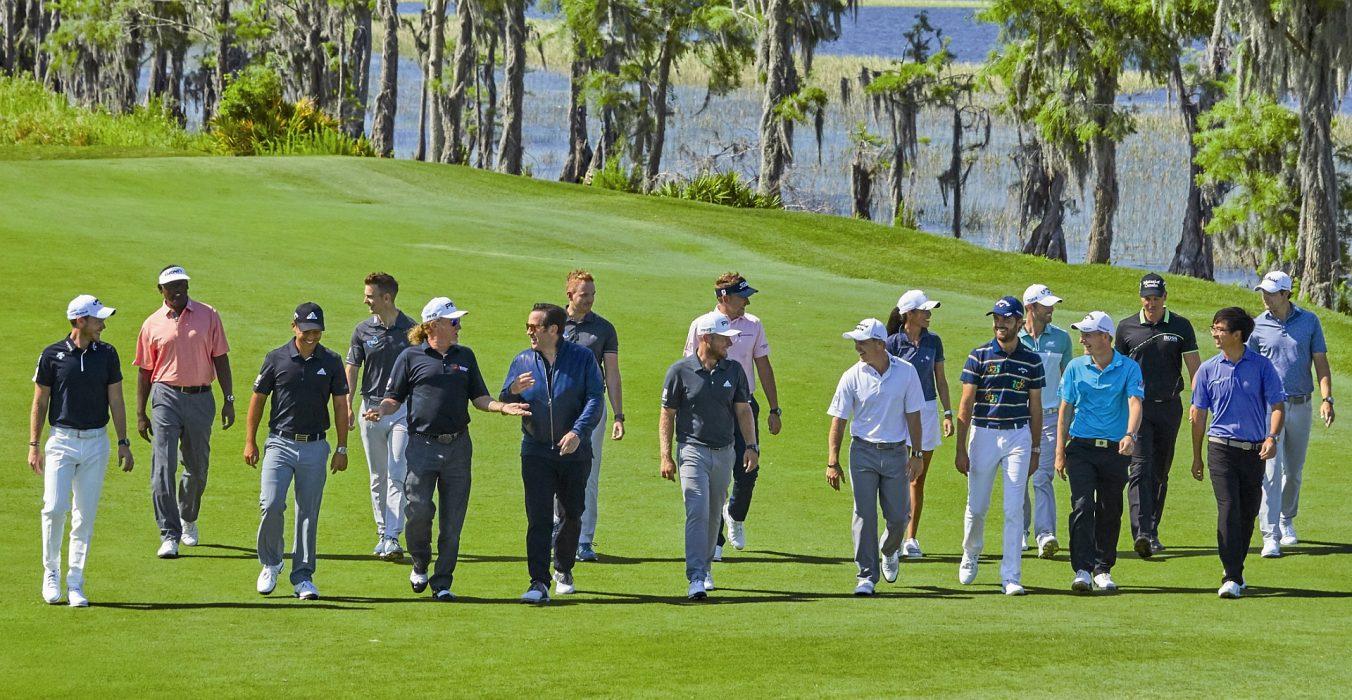 愛彼高爾夫球團隊與品牌貴賓在奧蘭多進行夢幻競賽之旅