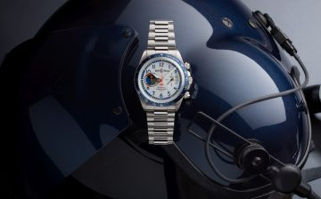 Bell & Ross全新製錶冒險之旅沖上雲霄:BR V1-92 Racing Bird自動錶與BR V2-94 Racing Bird計時碼錶