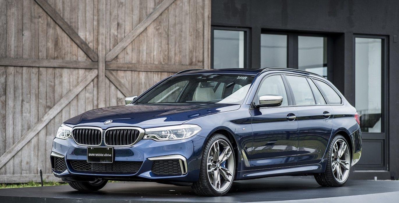 BMW首部M Performance旅行車型—M550d xDrive Touring震撼上市