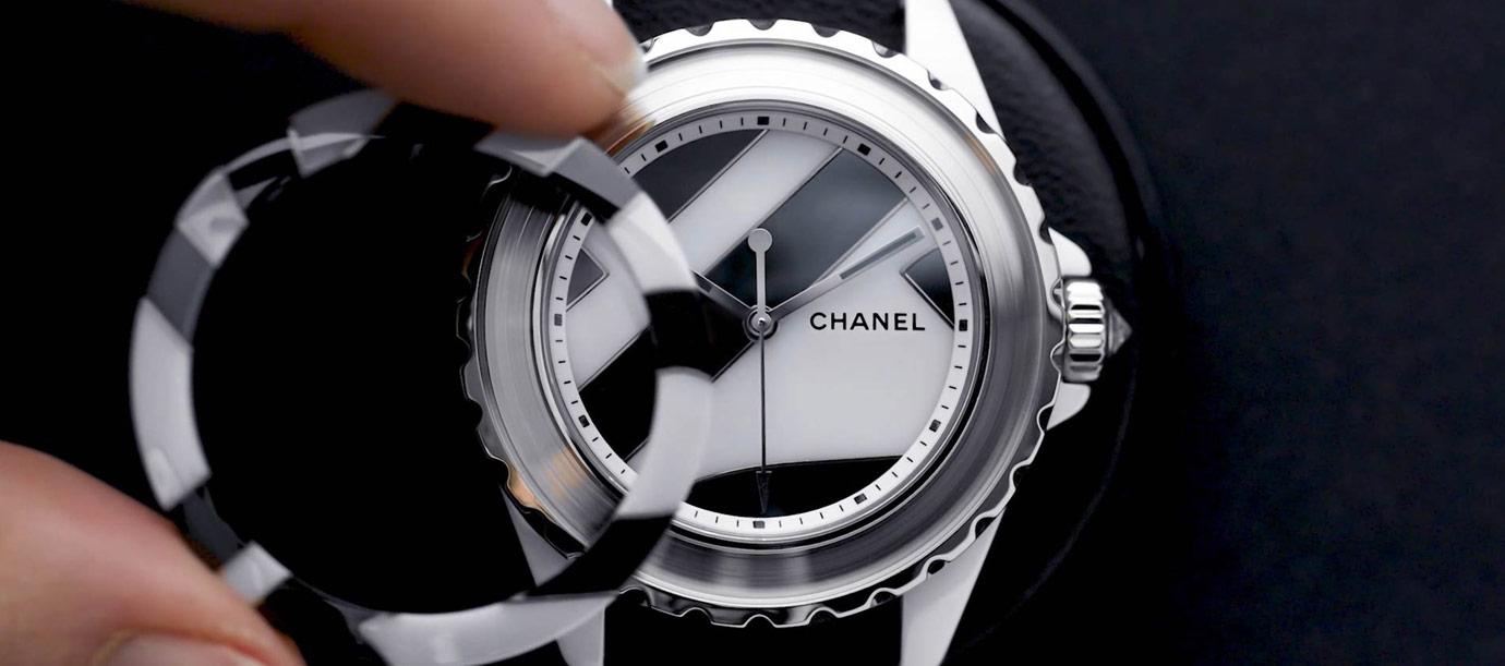 無需命名 Chanel J12 Untitled腕錶