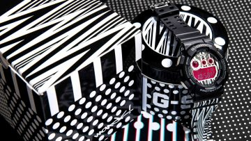 G-SHOCK 攜手德國藝術家MAROK推出全新限量聯名錶款