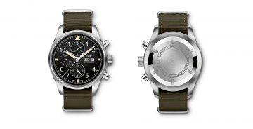經典回歸首款飛行員計時腕錶的原創設計:IWC復刻版飛行員計時腕錶