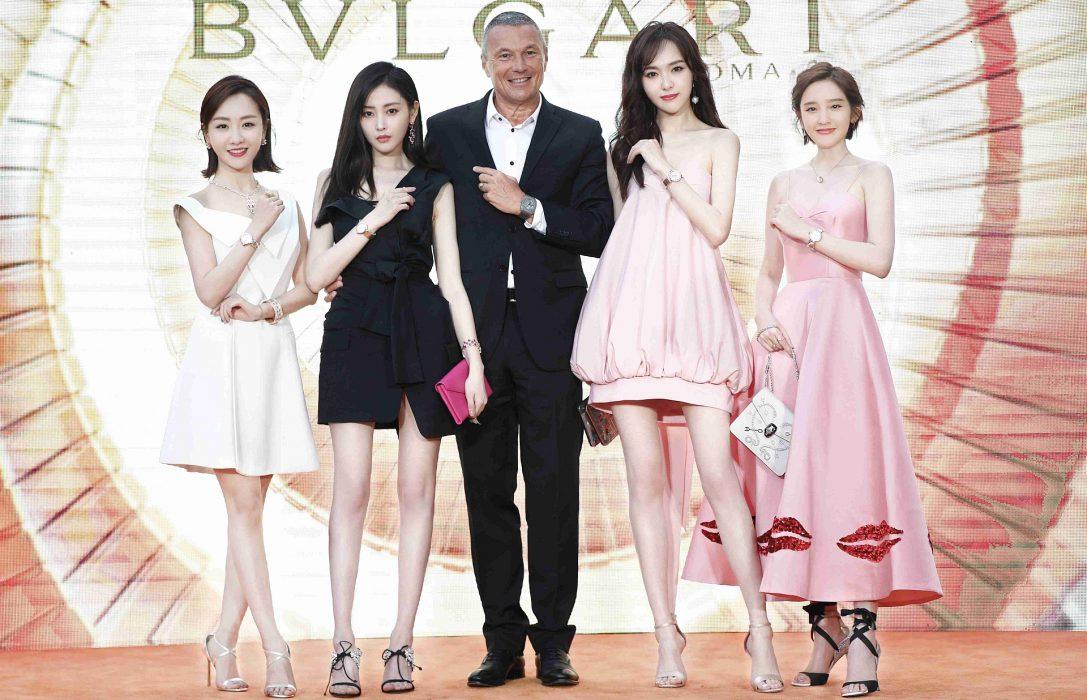 你的光環 始終閃耀:寶格麗LVCEA TUBOGAS腕錶北京發表會