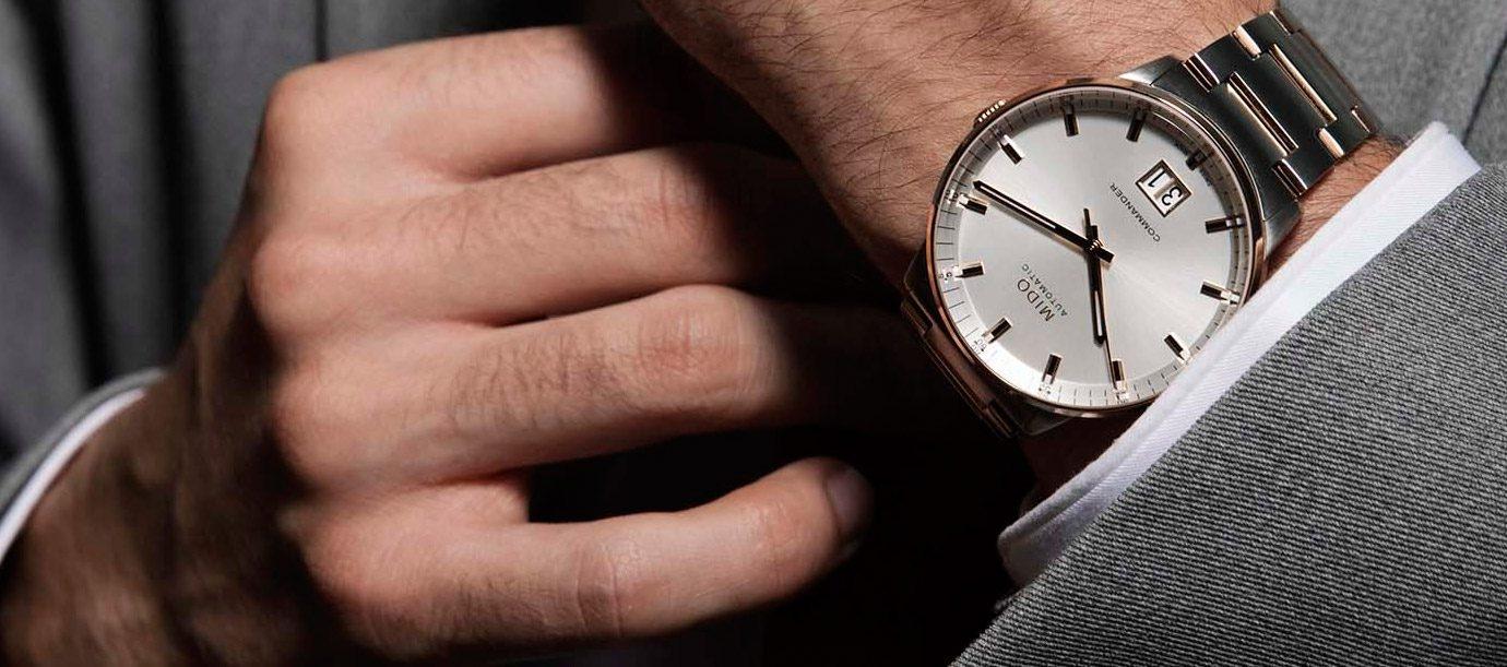 分享燦爛美好 週週抽Mido香榭系列大日期窗腕錶