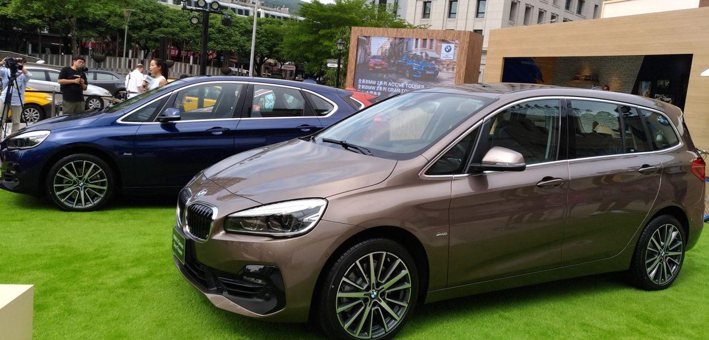 BMW 2系列Active Tourer/Gran Tourer小改款 空間變魔術