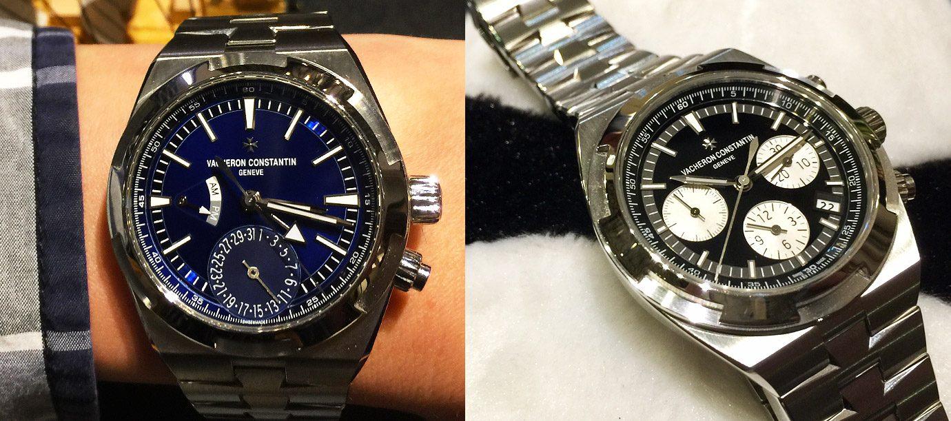 【現場直擊】方便、實用與趣味:江詩丹頓Overseas全新系列腕錶正式抵台