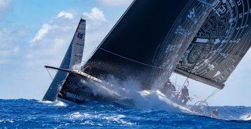 第九屆Les Voiles de Saint Barth帆船賽圓滿落幕,第10屆RICHARD MILLE冠名賽事將於2019年4月14日開賽