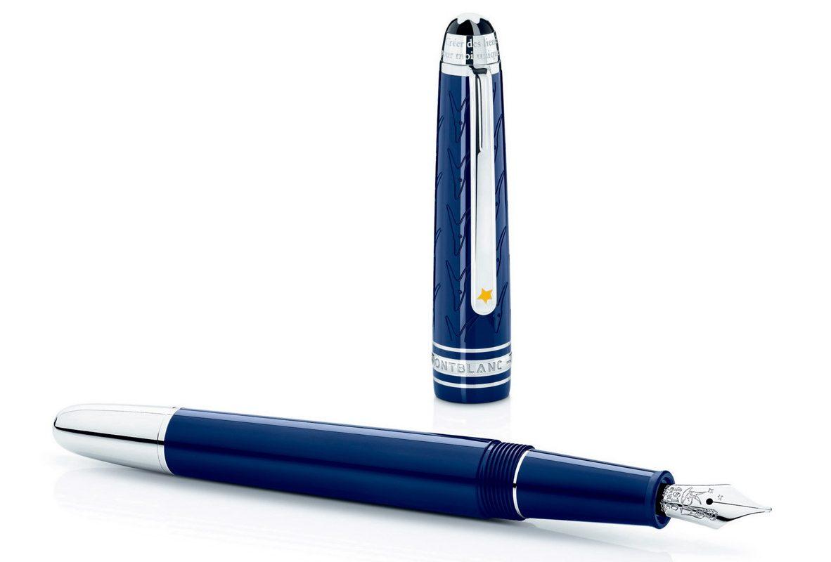 萬寶龍大師傑作Meisterstück系列小王子珍貴樹脂款Classique鋼筆,NT$21,700。