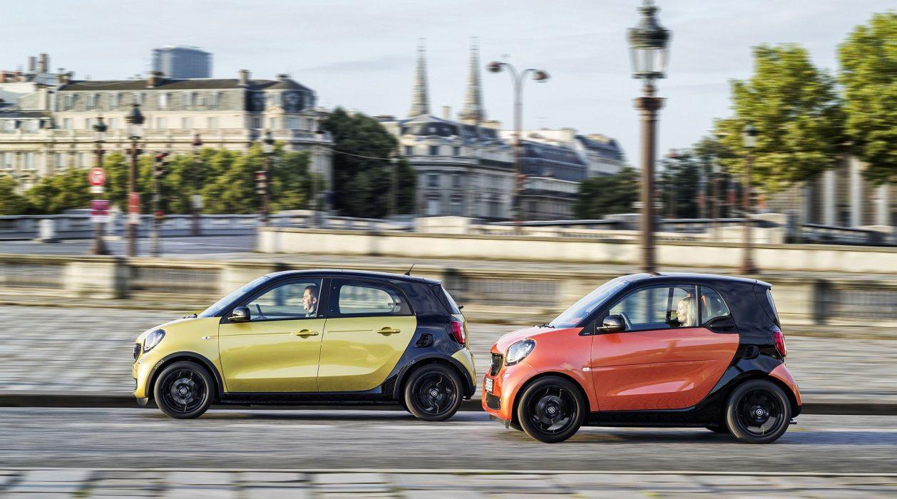 與smart一同讓不可能成為可能:「smart Agility星自選」量身打造購車方案
