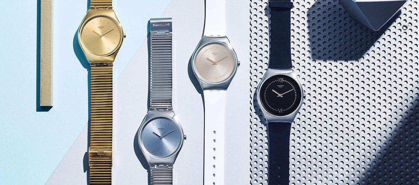 親愛的我把金屬變薄了 Swatch SKIN Irony 超薄金屬腕錶