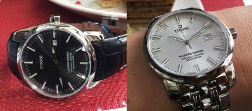 外婆的錶變年輕了?! Titoni新款推薦