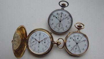 【曾士昕專欄】收藏懷錶的樂趣
