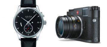 經典相機品牌「芯」作:Leica手上鍊機械腕錶